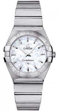 Omega Constellation Brushed 27mm 123.10.27.60.05.001 watch