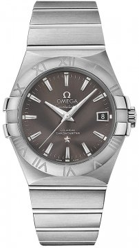 Buy this new Omega Constellation Co-Axial Automatic 35mm 123.10.35.20.06.001 mens watch for the discount price of £2,695.00. UK Retailer.
