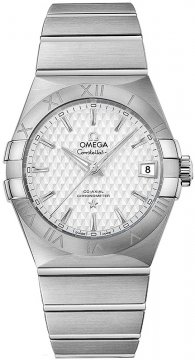Omega Constellation Co-Axial Automatic 38mm 123.10.38.21.02.003