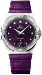 Omega Constellation Quartz 35mm 123.13.35.60.60.001 watch