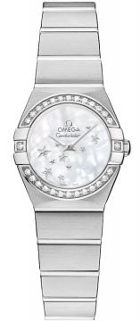 Omega Constellation Star 24mm 123.15.24.60.05.003