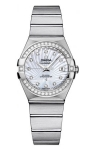 Omega Constellation Co-Axial Automatic 27mm 123.15.27.20.55.001 watch