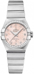 Omega Constellation Co-Axial Automatic 27mm 123.15.27.20.57.002 watch