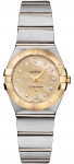 Omega Constellation Brushed 24mm 123.20.24.60.57.001 watch