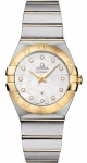 Omega Constellation Brushed 27mm 123.20.27.60.55.005 watch