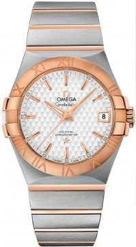 Buy this new Omega Constellation Co-Axial Automatic 35mm 123.20.35.20.02.005 mens watch for the discount price of £4,176.00. UK Retailer.