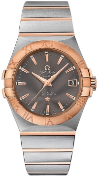 Buy this new Omega Constellation Co-Axial Automatic 35mm 123.20.35.20.06.002 mens watch for the discount price of £4,176.00. UK Retailer.