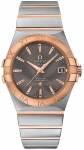 Omega Constellation Co-Axial Automatic 35mm 123.20.35.20.06.002 watch