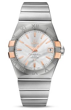 Omega Constellation Co-Axial Automatic 38mm Mens watch, model number - 123.20.38.21.02.004, discount price of £4,000.00 from The Watch Source