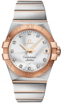 Omega Constellation Co-Axial Automatic 38mm 123.20.38.21.52.001