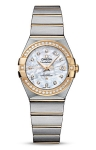 Omega Constellation Co-Axial Automatic 27mm 123.25.27.20.55.003 watch