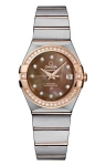 Omega Constellation Co-Axial Automatic 27mm 123.25.27.20.57.001 watch