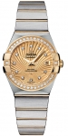 Omega Constellation Co-Axial Automatic 27mm 123.25.27.20.58.001 watch