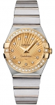 Omega Constellation Brushed 27mm 123.25.27.60.58.001 watch