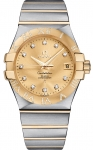 Omega Constellation Co-Axial Automatic 35mm 123.25.35.20.58.002 watch