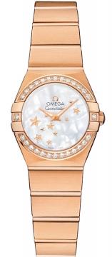 Omega Constellation Star 24mm 123.55.24.60.05.003
