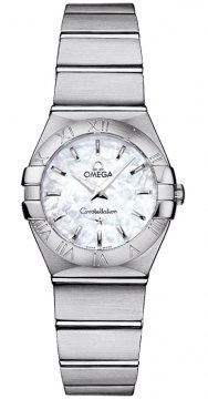 Omega Constellation Brushed 24mm 123.10.24.60.05.001 watch