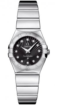 Omega Constellation Polished 24mm 123.10.24.60.51.002 watch