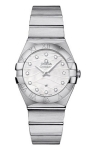 Omega Constellation Brushed 27mm 123.10.27.60.55.003 watch