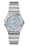 Omega Constellation Brushed 27mm 123.10.27.60.57.001 watch