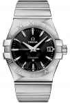 Omega Constellation Quartz 35mm 123.10.35.60.01.001 watch