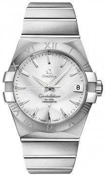 Omega Constellation Co-Axial Automatic 38mm Mens watch, model number - 123.10.38.21.02.001, discount price of £3,230.00 from The Watch Source