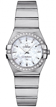 Omega Constellation Brushed 24mm 123.15.24.60.05.001