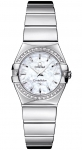 Omega Constellation Polished 24mm 123.15.24.60.05.002 watch