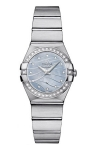Omega Constellation Brushed 24mm 123.15.24.60.57.001 watch