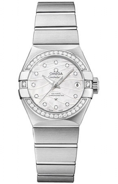 Omega Constellation Co-Axial Automatic 27mm 123.15.27.20.55.002