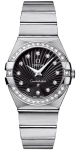 Omega Constellation Brushed 27mm 123.15.27.60.51.001 watch