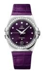 Omega Constellation Quartz 35mm 123.18.35.60.60.001 watch