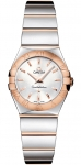 Omega Constellation Polished 24mm 123.20.24.60.02.003 watch
