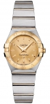 Omega Constellation Brushed 24mm 123.20.24.60.08.001 watch