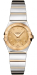 Omega Constellation Polished 24mm 123.20.24.60.08.002 watch