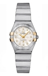 Omega Constellation Brushed 24mm 123.20.24.60.55.006 watch