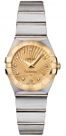 Omega Constellation Brushed 24mm 123.20.24.60.58.001 watch