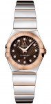 Omega Constellation Polished 24mm 123.20.24.60.63.002 watch