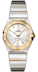 Omega Constellation Polished 27mm 123.20.27.60.02.004 watch