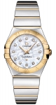 Omega Constellation Polished 27mm 123.20.27.60.55.004 watch