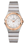 Omega Constellation Brushed 27mm 123.20.27.60.55.006 watch