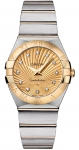 Omega Constellation Brushed 27mm 123.20.27.60.58.001 watch