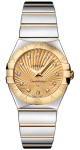 Omega Constellation Polished 27mm 123.20.27.60.58.002 watch