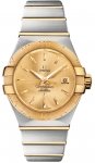 Omega Constellation Co-Axial Automatic 31mm 123.20.31.20.08.001 watch