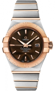 Omega Constellation Co-Axial Automatic 31mm Ladies watch, model number - 123.20.31.20.13.001, discount price of £4,510.00 from The Watch Source
