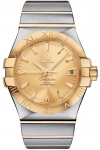 Omega Constellation Co-Axial Automatic 35mm 123.20.35.20.08.001 watch