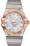 Omega Constellation Co-Axial Automatic 35mm 123.20.35.20.52.001 watch