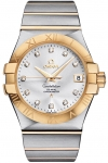 Omega Constellation Co-Axial Automatic 35mm 123.20.35.20.52.002 watch