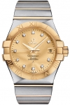 Omega Constellation Co-Axial Automatic 35mm 123.20.35.20.58.001 watch