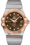Omega Constellation Co-Axial Automatic 35mm 123.20.35.20.63.001 watch